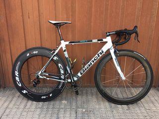Bianchi bicicleta carretera