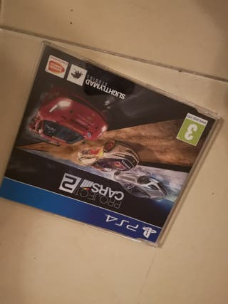 Project Cars 2 para PS4
