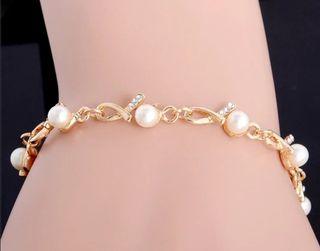 pulsera perlitas pequeñas