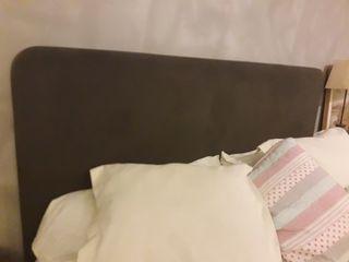 cabezal cama de matrimonio