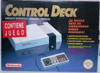 NINTENDO 8 BITS Control Deck PAL ESPAÑA
