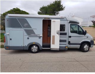 Alquiler auto caravana