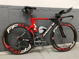 Bicicleta ARGON 18-E118.