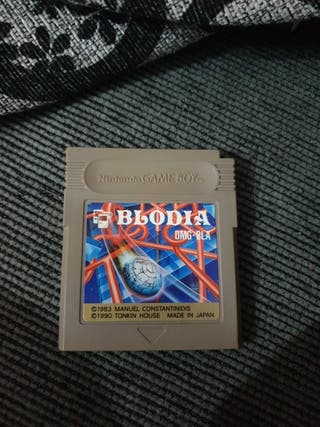 Blodia Gameboy Game boy