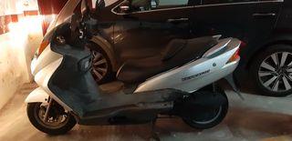 Suzuki Burmang 150