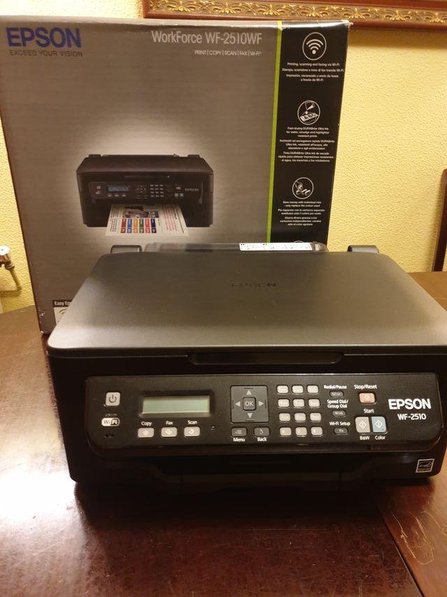 Impresora EPSON Workforce WF-2510WF