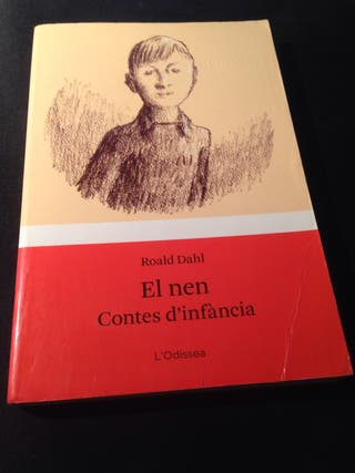 """Libro """"El nen"""""""