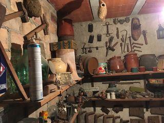 Tinajas, jarras, cerámicas. Lotes.
