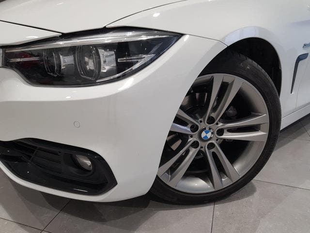 BMW Serie 4 420i Cabrio 135 kW (184 CV)