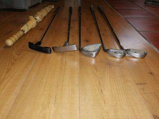 Bolsa y juego de palos de golf PING EYE 2