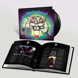 Motörhead - Overkill (40th Anniversary Edition) LP