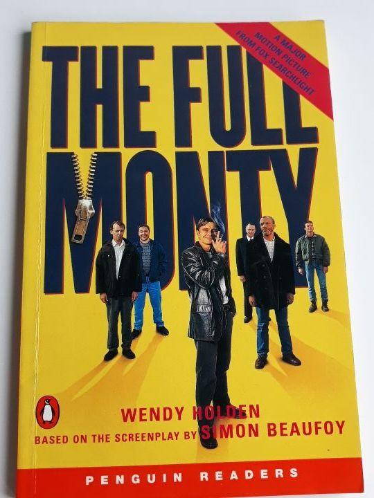 Libro en inglés. The Full Monty