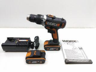 Taladro Percutor a Bateria Worx 20V WX372 94227