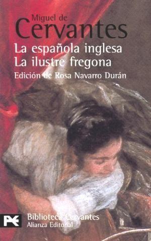 novelas ejemplares Cervantes