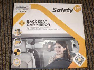 espejo de vigilancia para coche para bebes