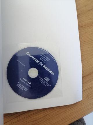 Inglés de negocios: libro de gramática + CD