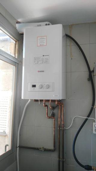 instalaciones de calefaccion y fontanería en gener