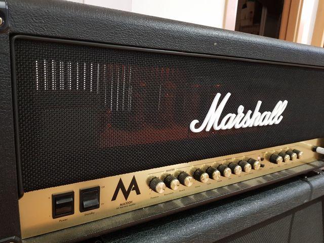 cabezal marshall MA100