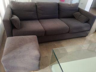 Dos sofas de 3 plazas
