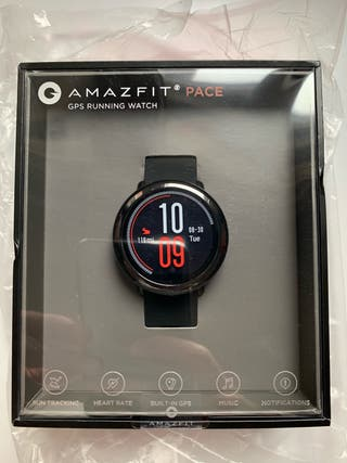 Xiaomi Amazfit Pace NUEVO PRECINTADO