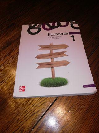 Economía 1 bachillerato Mc Graw Hill