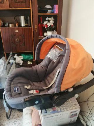 silla de coche para niños