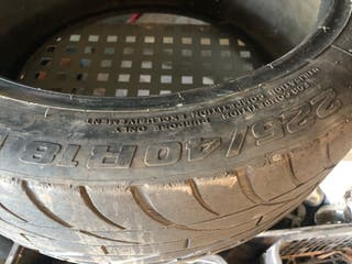 Neumáticos Rally agua BFGOODRICH W00