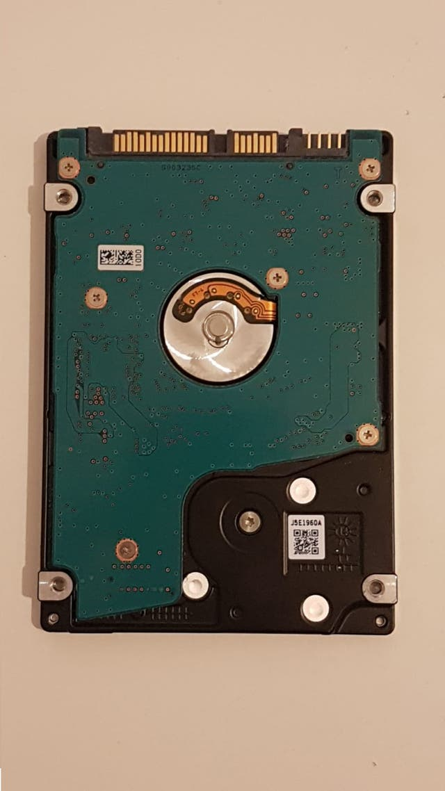 Disco duro Toshiba 500GB para portátil