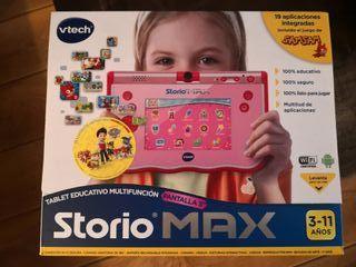Tablet educativa Storio Max