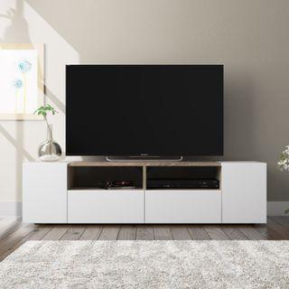 Mesa tv Ikea de segunda mano en Majadahonda en WALLAPOP