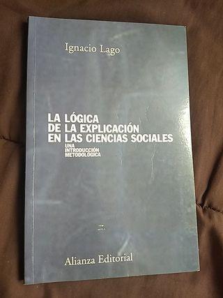 Lógica de la explicación en las ciencias sociales