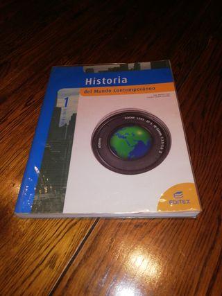 Historia del Mundo Contemporáneo 1 Bachillerato