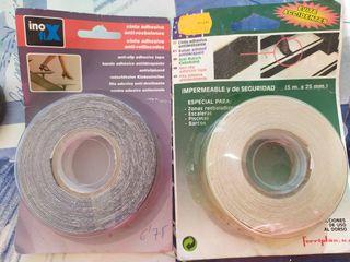 cinta adhesiva antideslizante antiresbalones