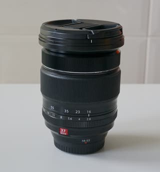 Fujifilm 16 55 2.8