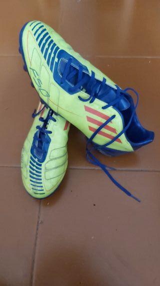Zapatillas fútbol Adidas F50 T44