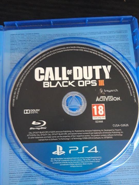 juego PS4 Black ops 3