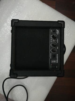 amplificador de guitarra Peavey