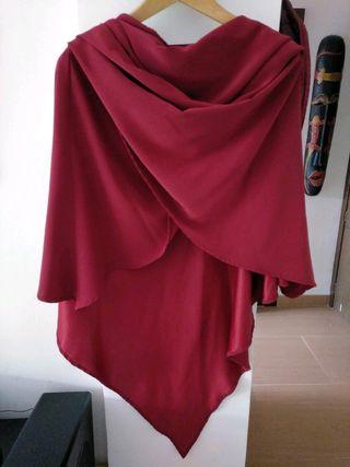 Capa para traje o vestido de noche