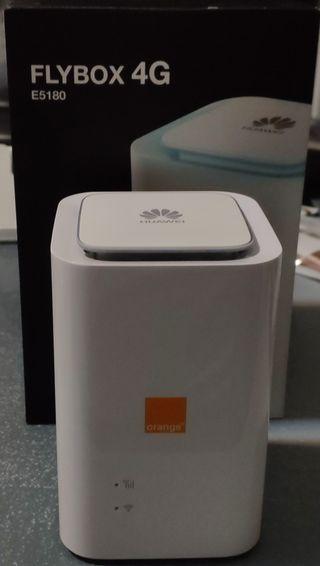 Router 4G Orange Flybox E5180