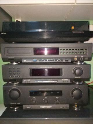 Cadena de música Philips 900 series