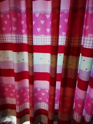 cortina juvenil