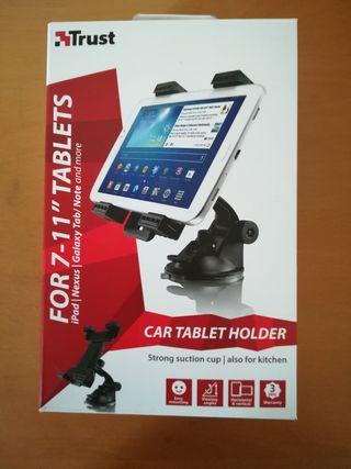 Soporte tablet/móvil, para coche