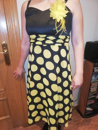 Vestido de fiesta (Pilar Prieto)