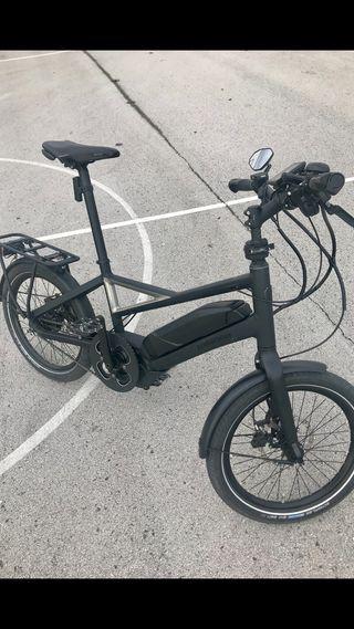 "Bicicleta eléctrica ""Winora Radius speed"""