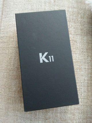 LG K11 a estrenar