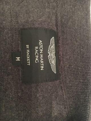 Jersey hackett Aston Martin Talla M