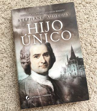 Novela histórica Hijo Único