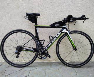 Cannondale Slice 51 Triatlón Ultegra Di2+StagePwr