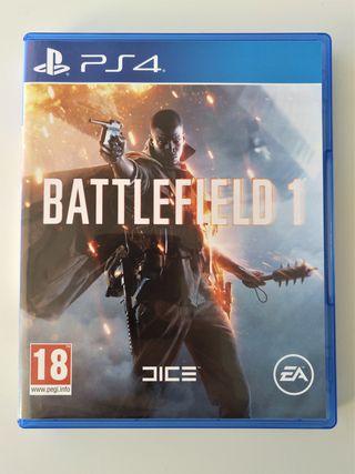 Juego PS4 - BattleField 1