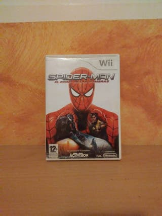 Consola Wii mini + accesorios + juego de regalo